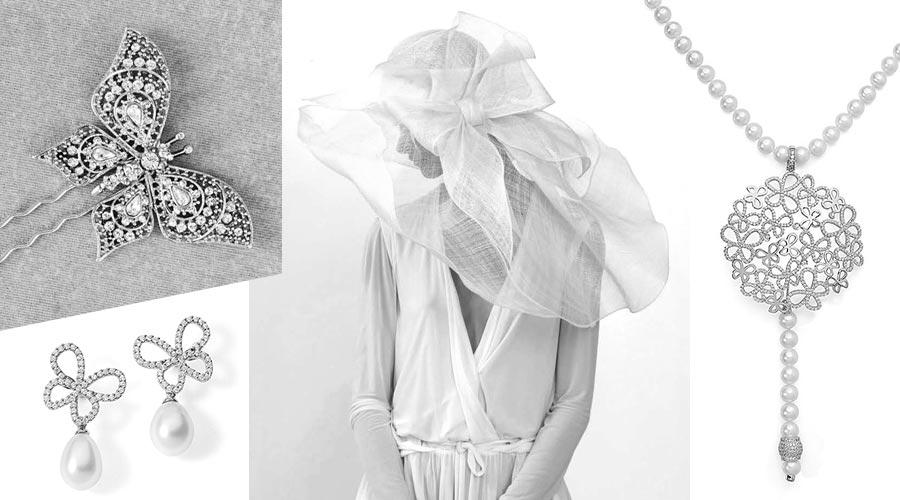 ... da sposa è importante prestare particolare attenzione anche agli  accessori che completeranno l outfit  acconciature f37e33063d2