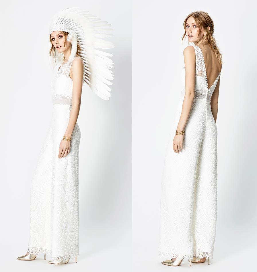 huge discount 9cb07 222ae Corto Pantalone o Camicia - L'abito da sposa giusto per te