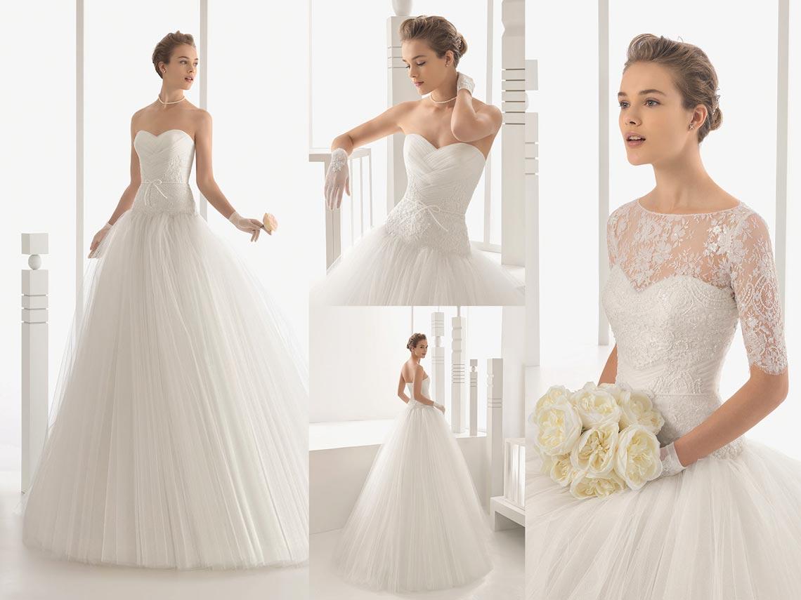 e1e945c54486 Per gli abiti da sposa è ora di guardare al futuro lo facciamo proponendovi  la top 3 degli abiti da sposa più richiesti del 2017!