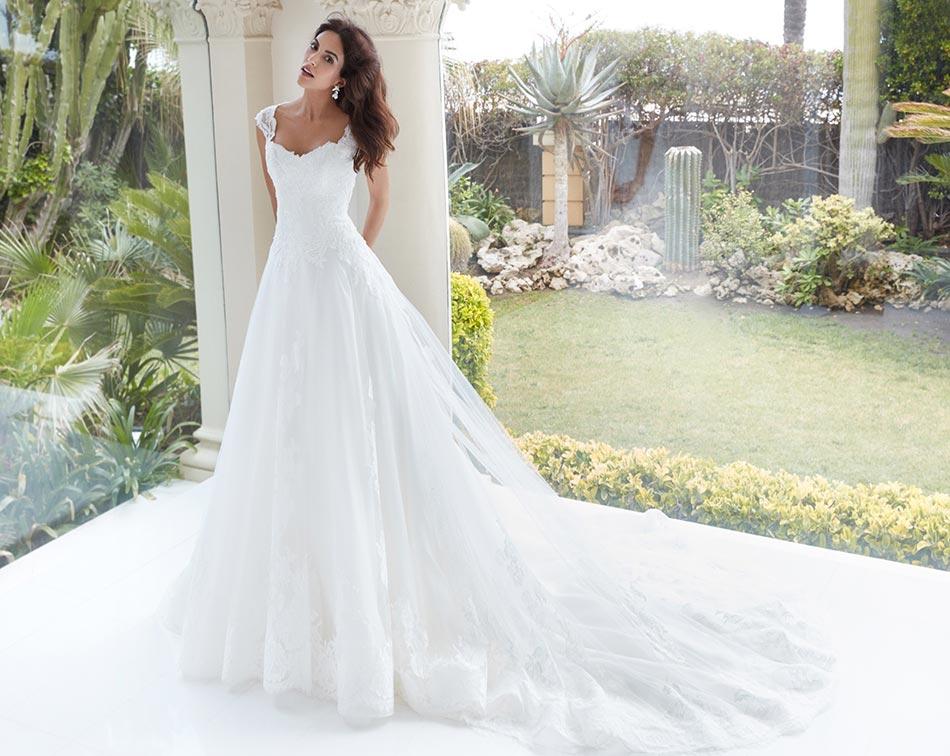 Moda abiti da sposa 2018