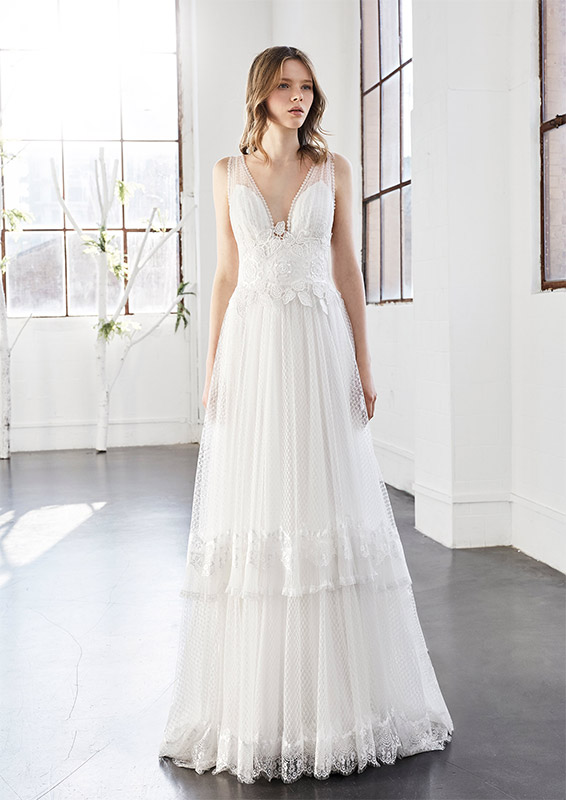 Super Sposa Country Chic - Le Spose di Mori NS37
