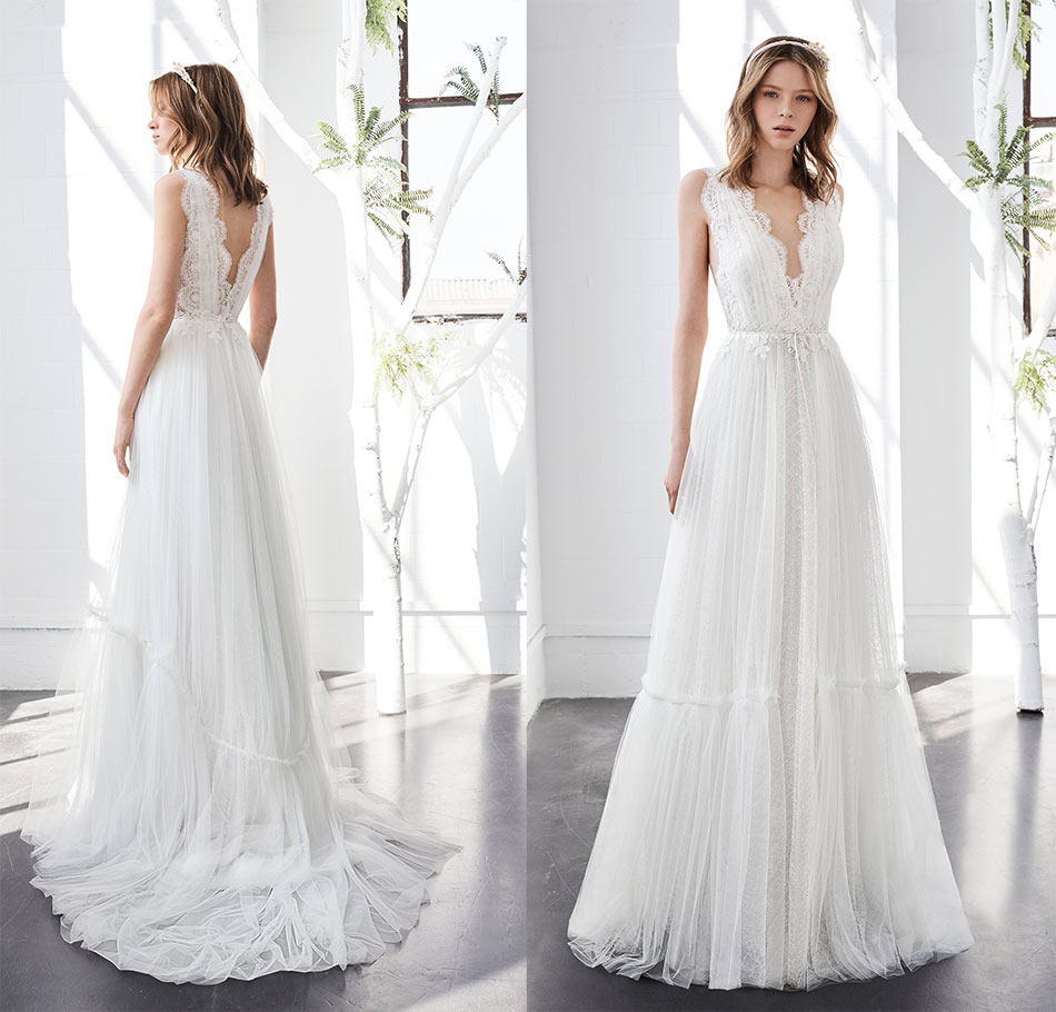 Super Sposa Country Chic - Le Spose di Mori SI85