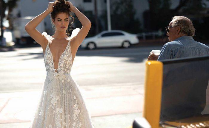 Trunk Show berta Bridal Abito Sposa 2019