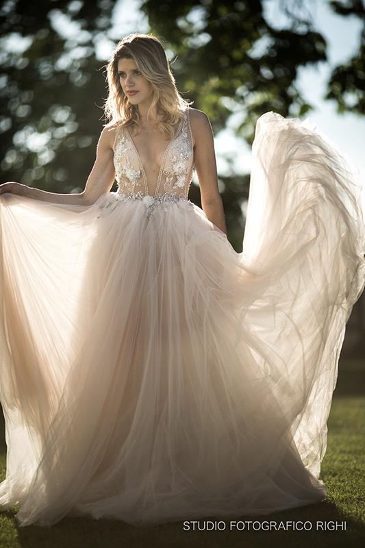 Abiti da sposa le spose di mori