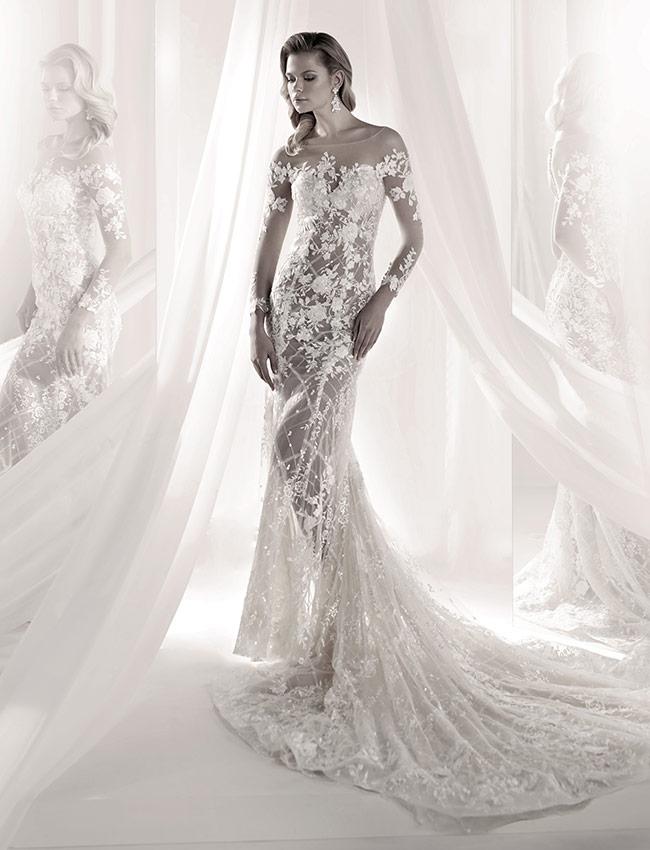 Nicole Luxury LXAB19011 Abito Sposa 2019