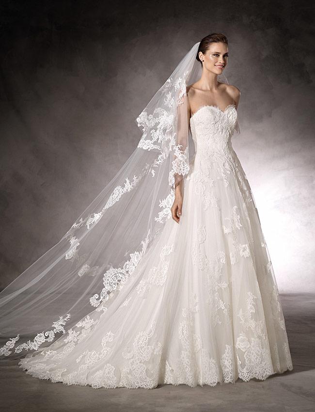 d47506816fc8 Pronovias abiti da sposa Firenze Livorno Pisa Lucca Prato Toscana