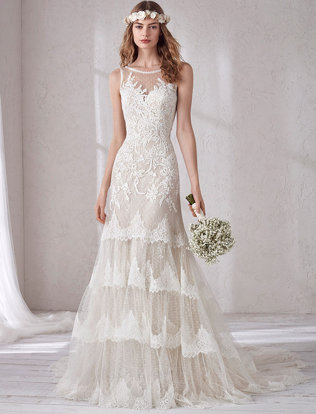 Pronovias Meadow Abito Sposa 2019