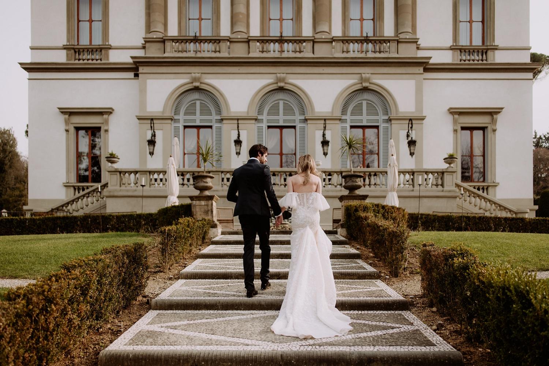 Abiti Sposa Sposo Firenze Centro Collezione 2019