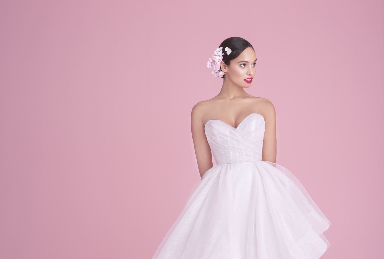 Blush Hayley Paige Bridal Fall Style 1850 Romee