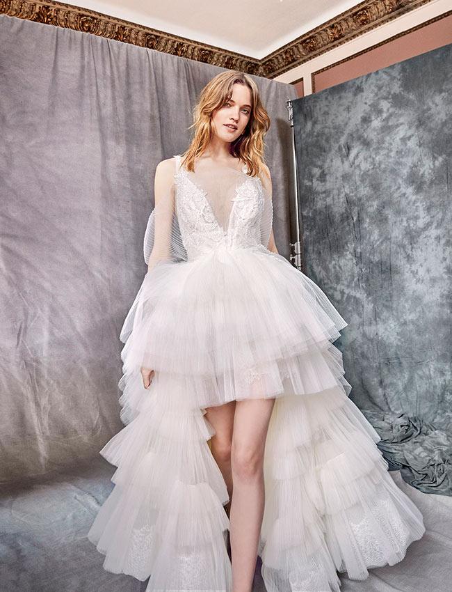 Yolan Cris Amur Abito Sposa 2019