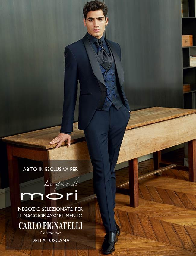 4b171a017645 Carlo Pignatelli Cerimonia a Firenze e Prato veste da Le Spose di Mori