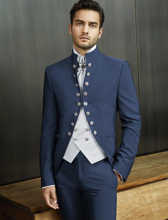 CARLO PIGNATELLI Cerimonia 2019 propone una collezione di abiti da sposo  moderni e audaci 6f443d6b6f1