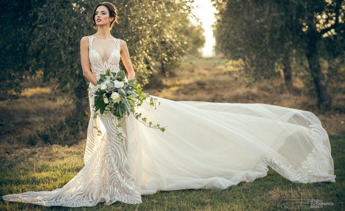 Abiti Sposa Firenze Berta Bridal Collezione 2019