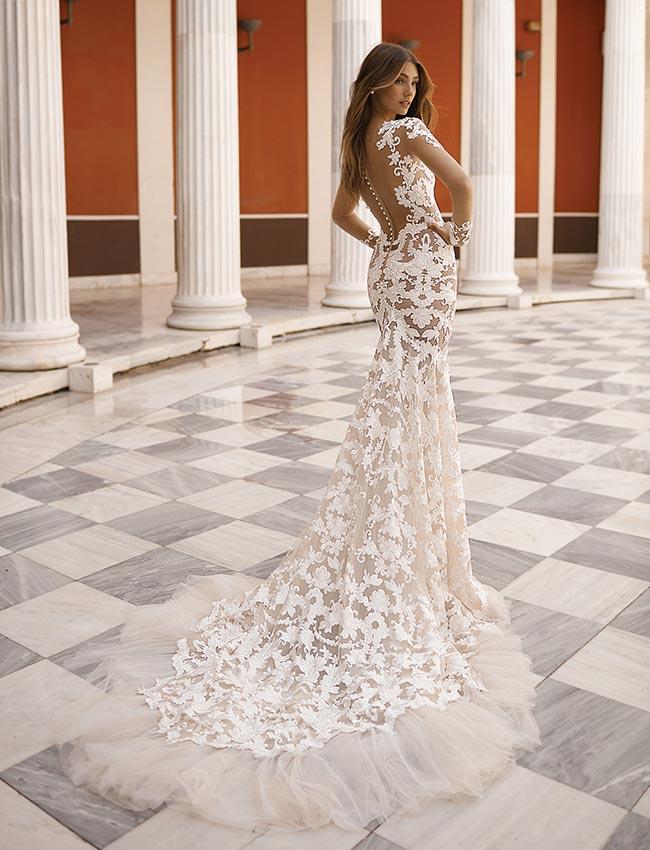 Berta Bridal 19-116 Abito Sposa 2019