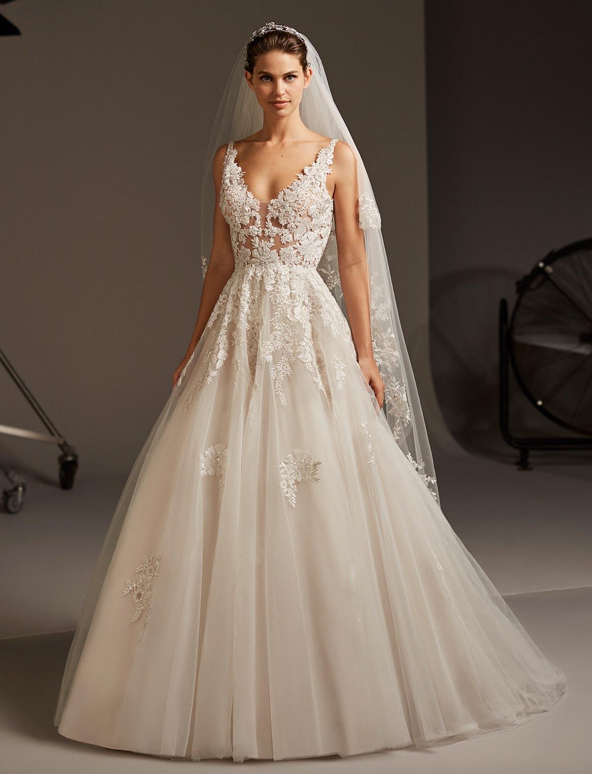 Pronovias Ariel Abito Sposa 2020