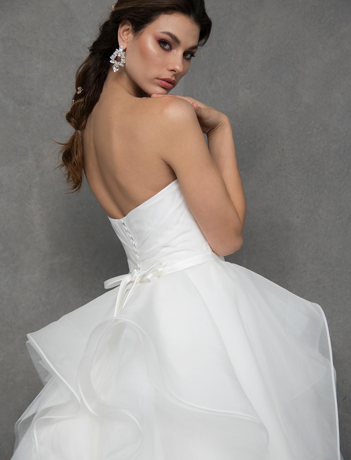 Valentini E681 Paro Abito Sposa 2020