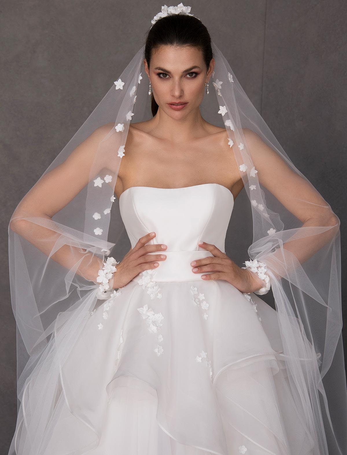 Valentini E682 Itaca Abito Sposa 2020