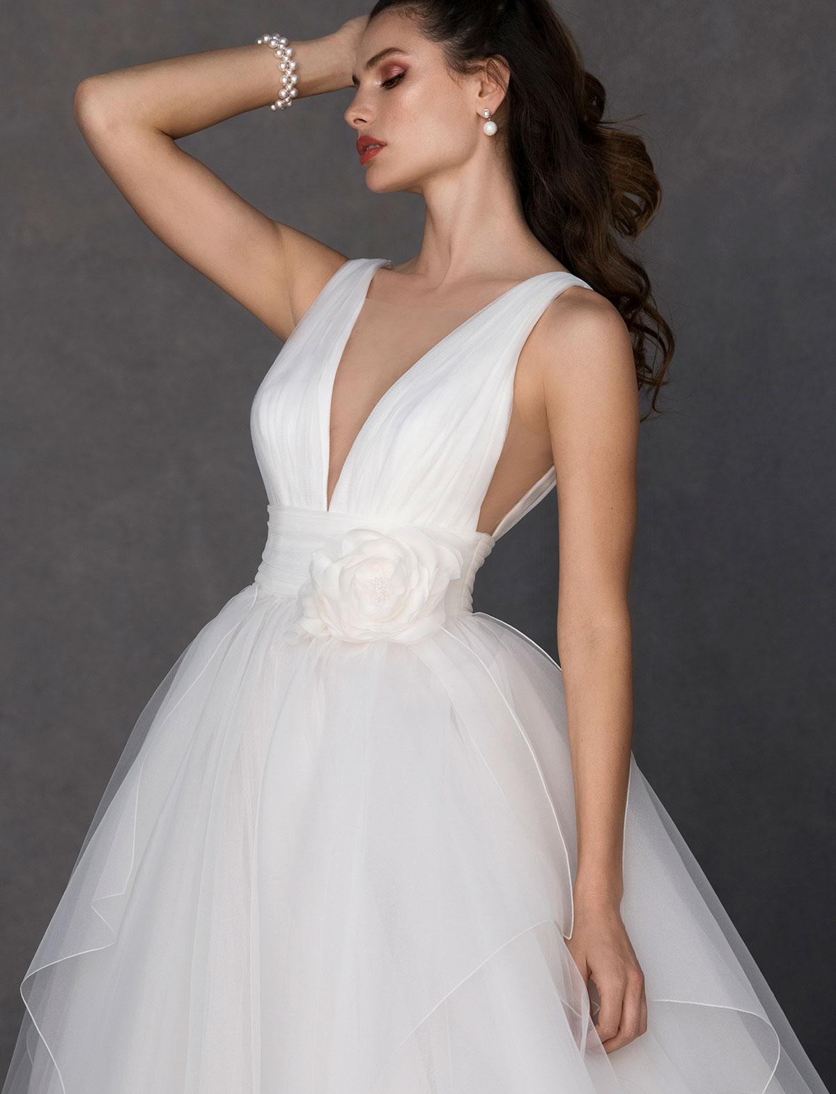 Valentini E691 Simi Abito Sposa 2020