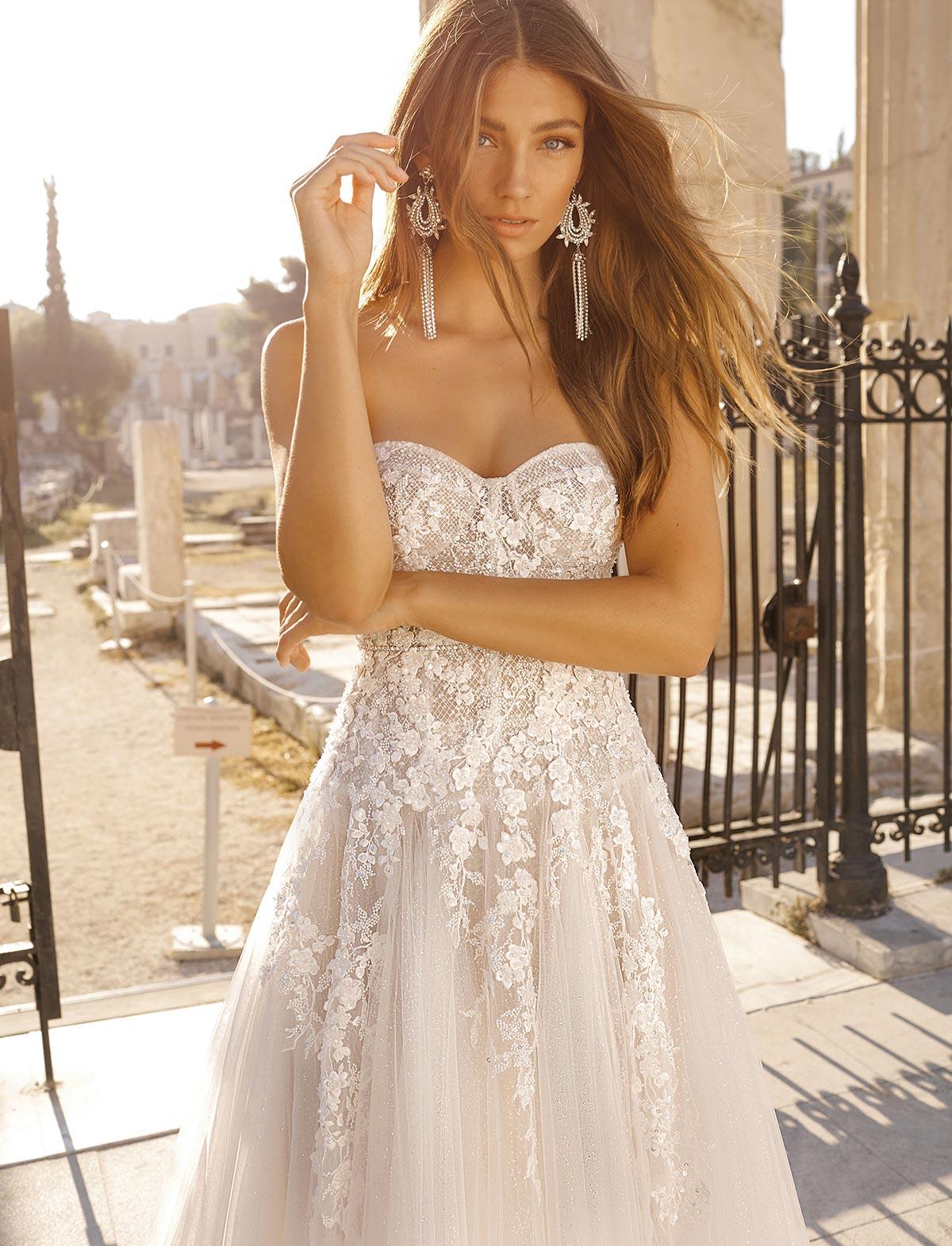 Berta Bridal 19-105 Abito Sposa