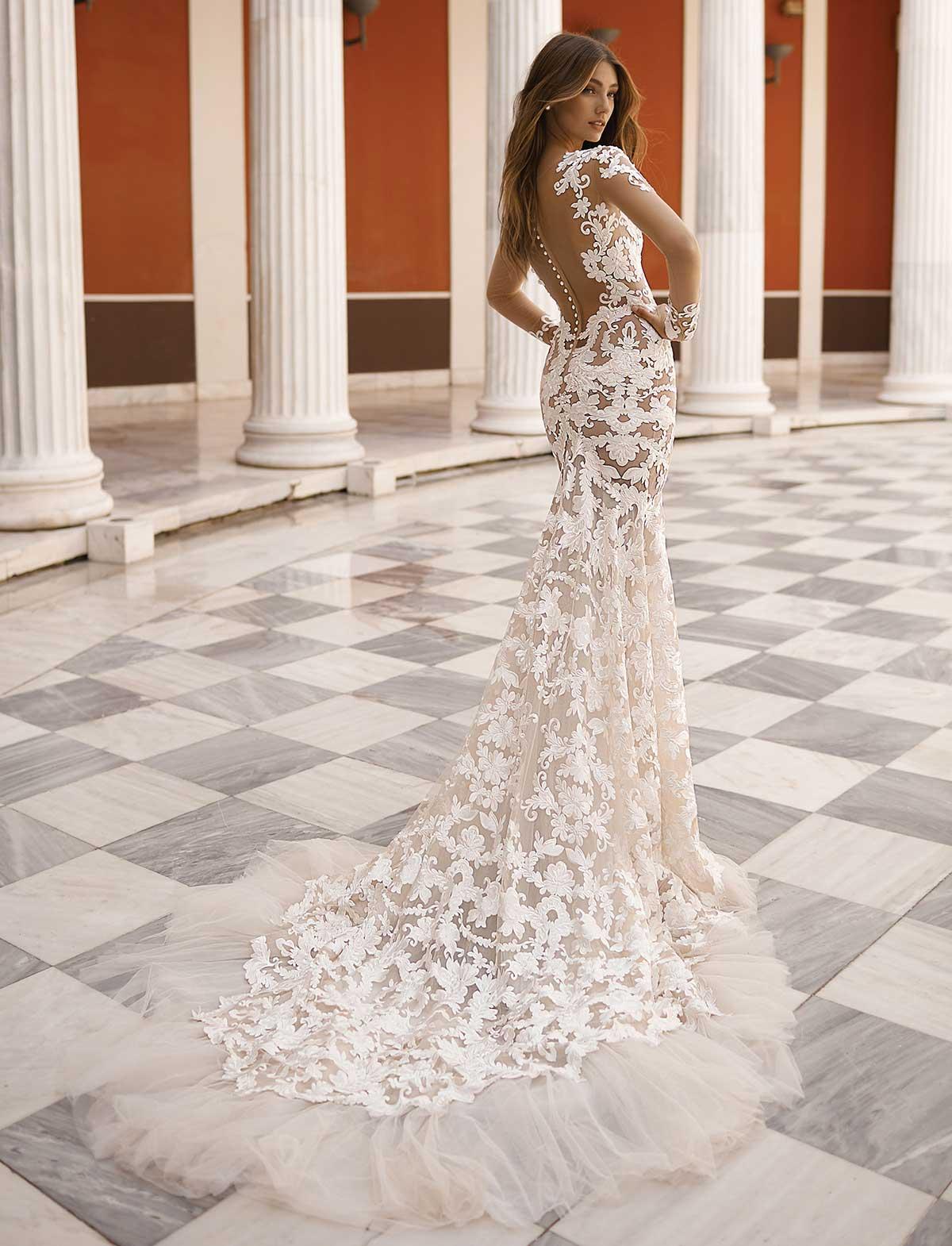 Berta Bridal 19-116 Abito Sposa
