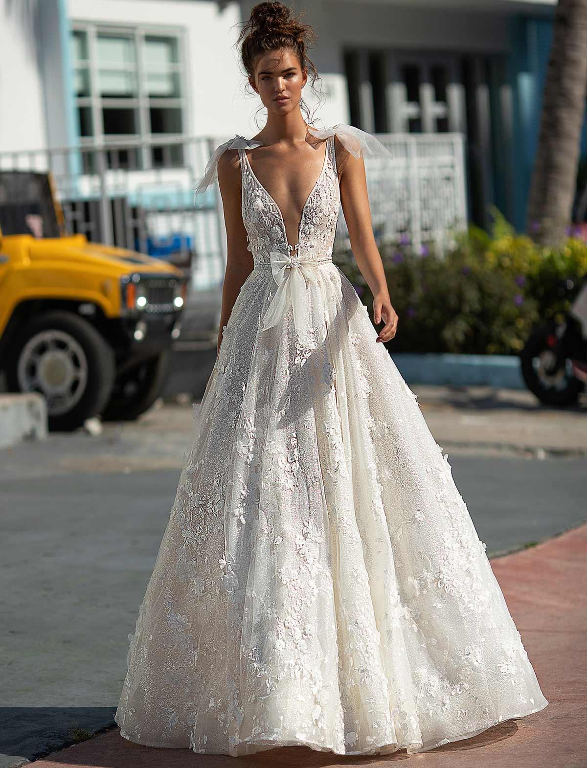 Berta Bridal 19-20 Abito Sposa
