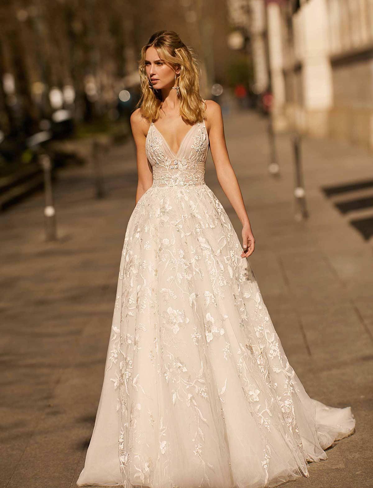 Berta Bridal 20-06 Abito Sposa