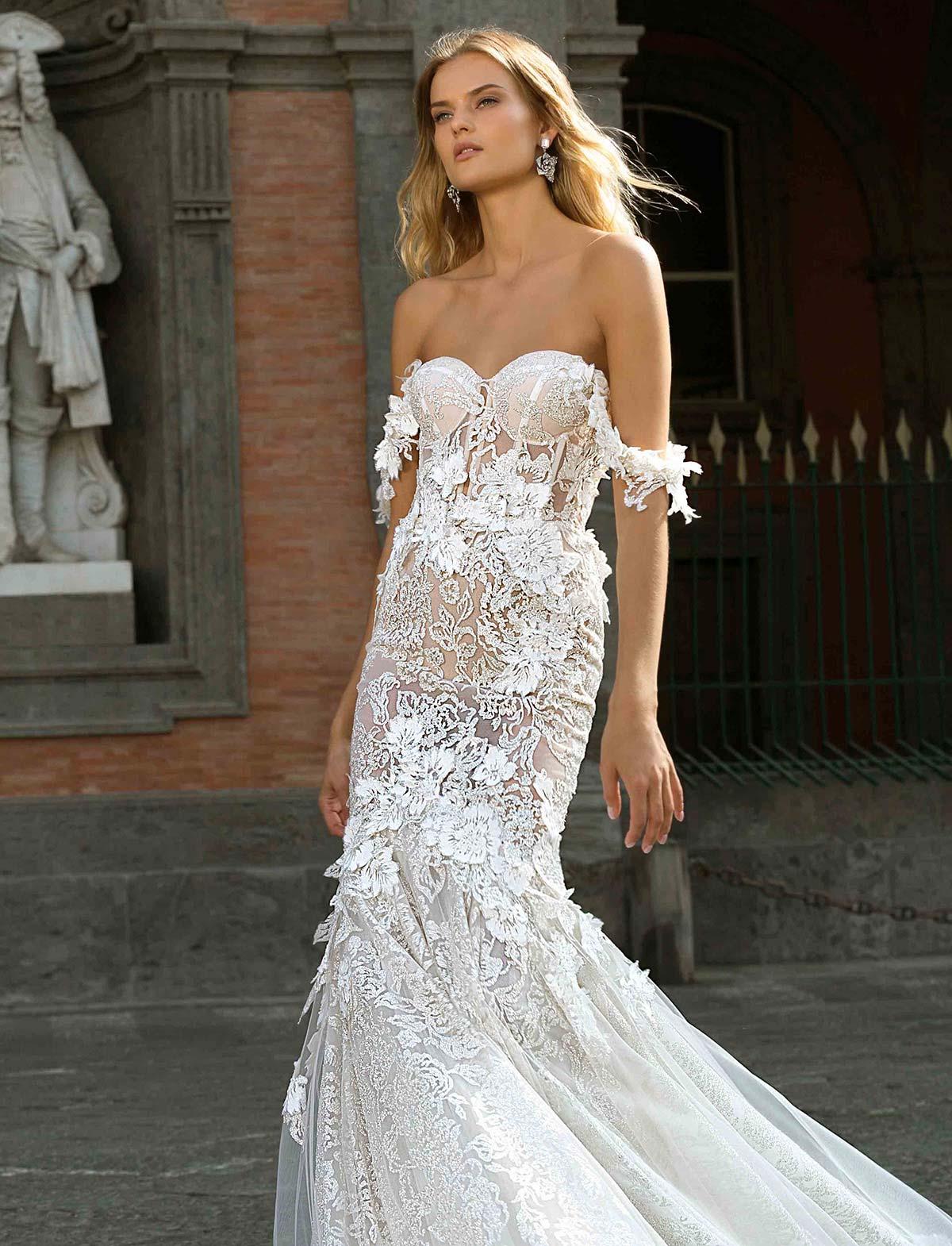 Berta Bridal 20-101 Abito Sposa