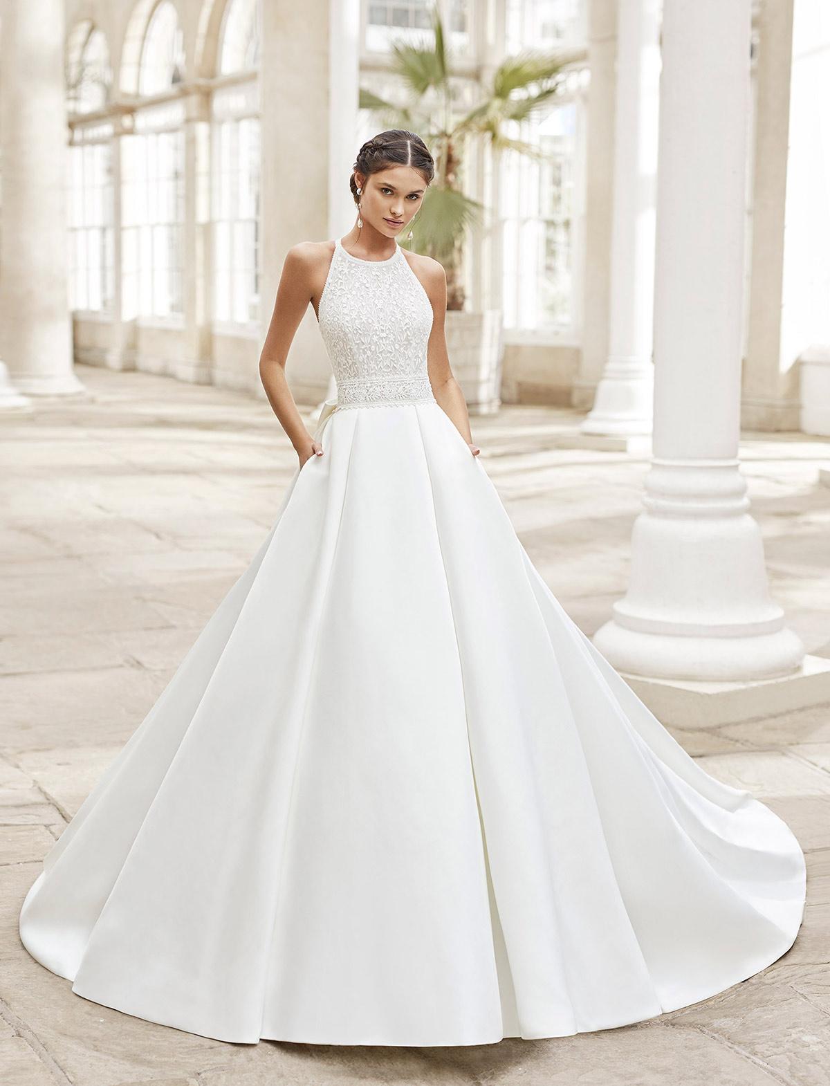 Rosa Clarà Tysar Abito Sposa 2021