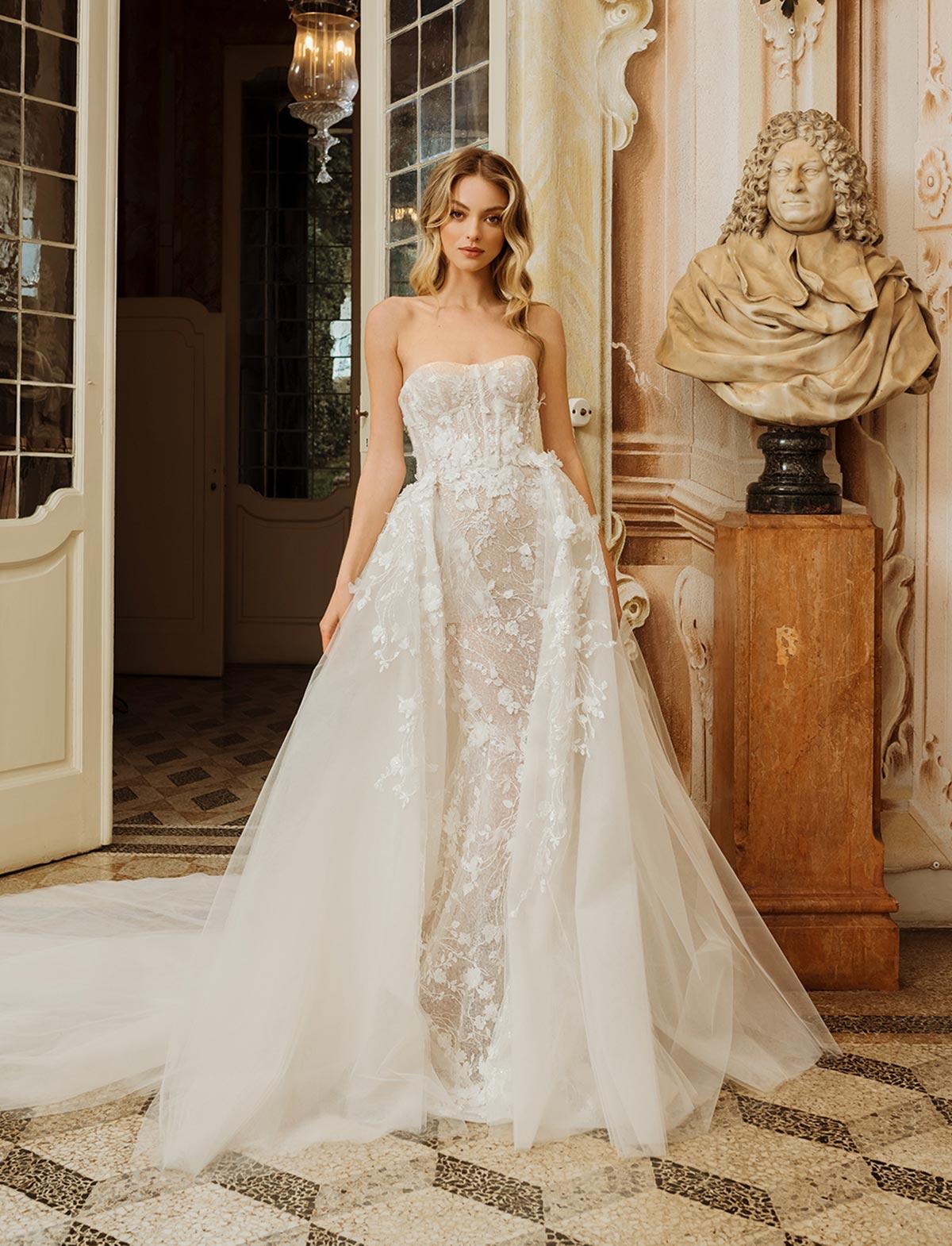 Berta Bridal 22-09 Abito Sposa