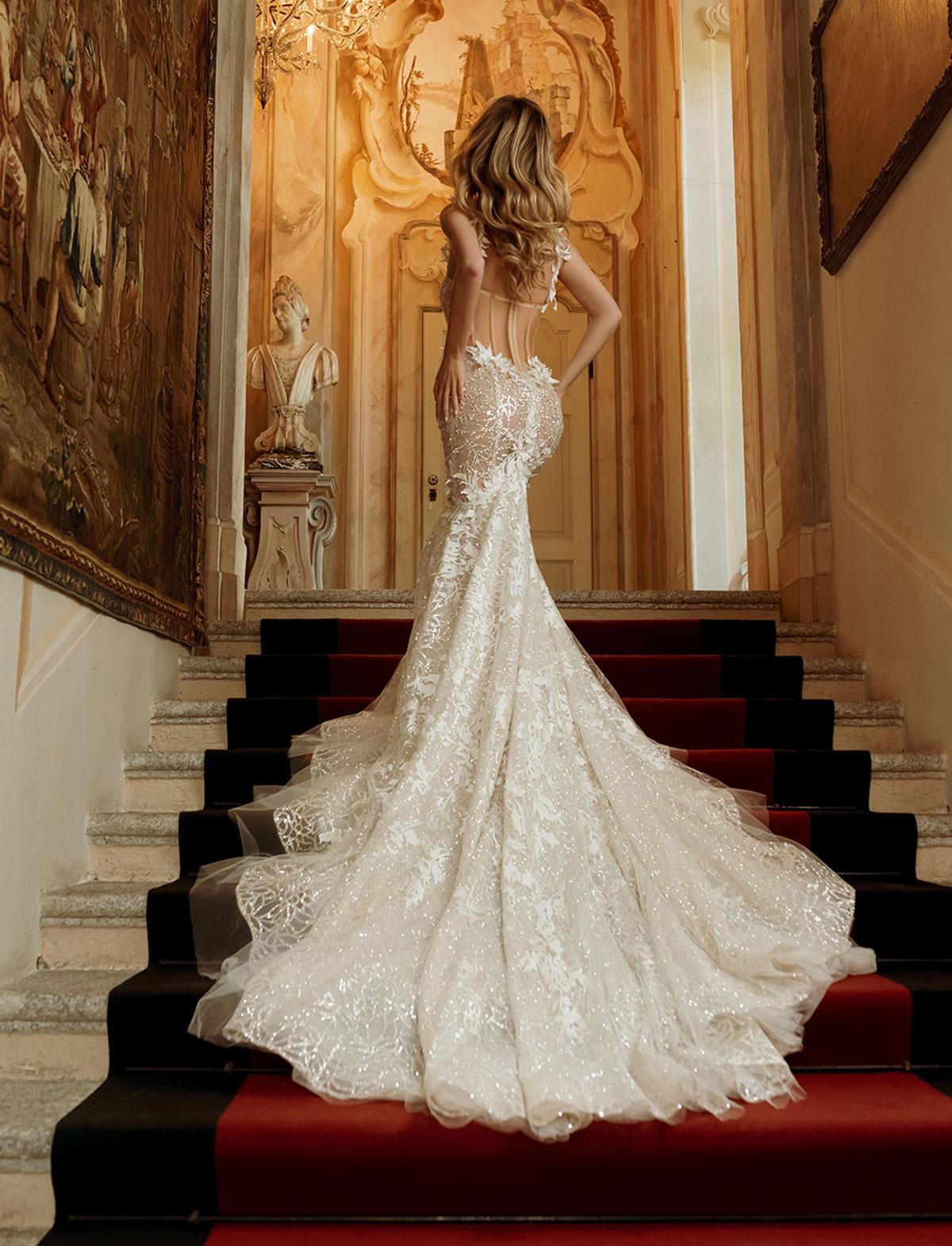 Berta Bridal 22-16 Abito Sposa