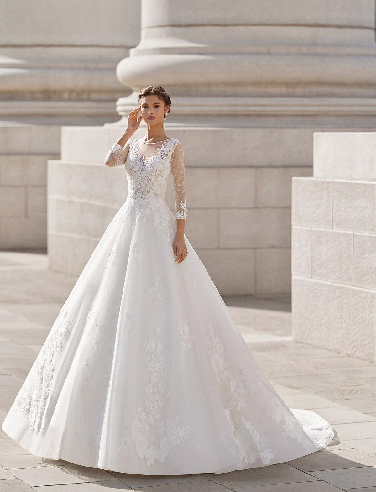 Rosa Clarà Abito Sposa 2022