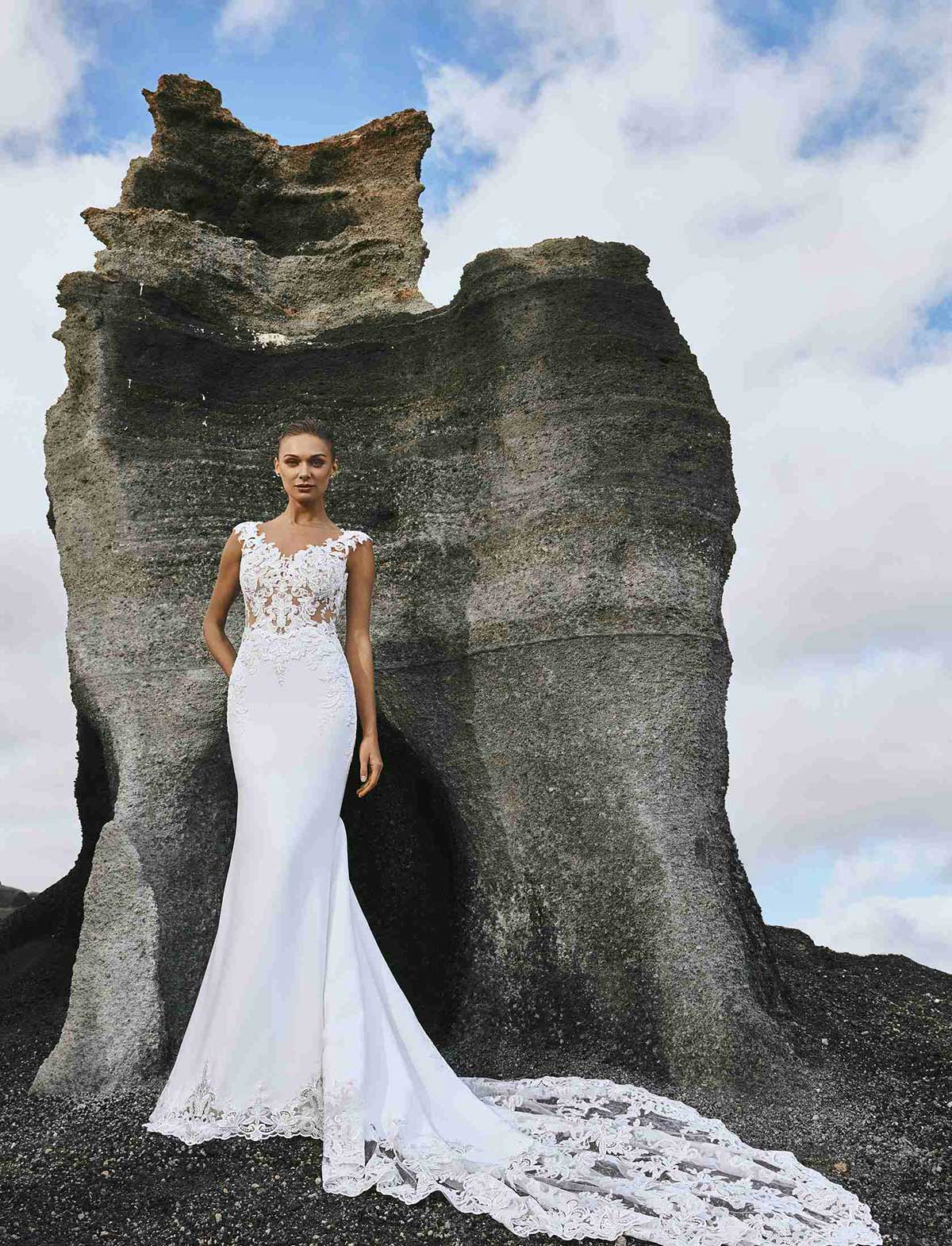 Pronovias Abito Sposa Waitomo 2022